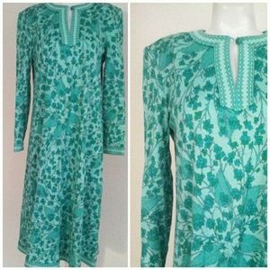 Vintage 70s Bessi Averardo pucci print Italy dress